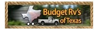Budget RV's of Texas Logo