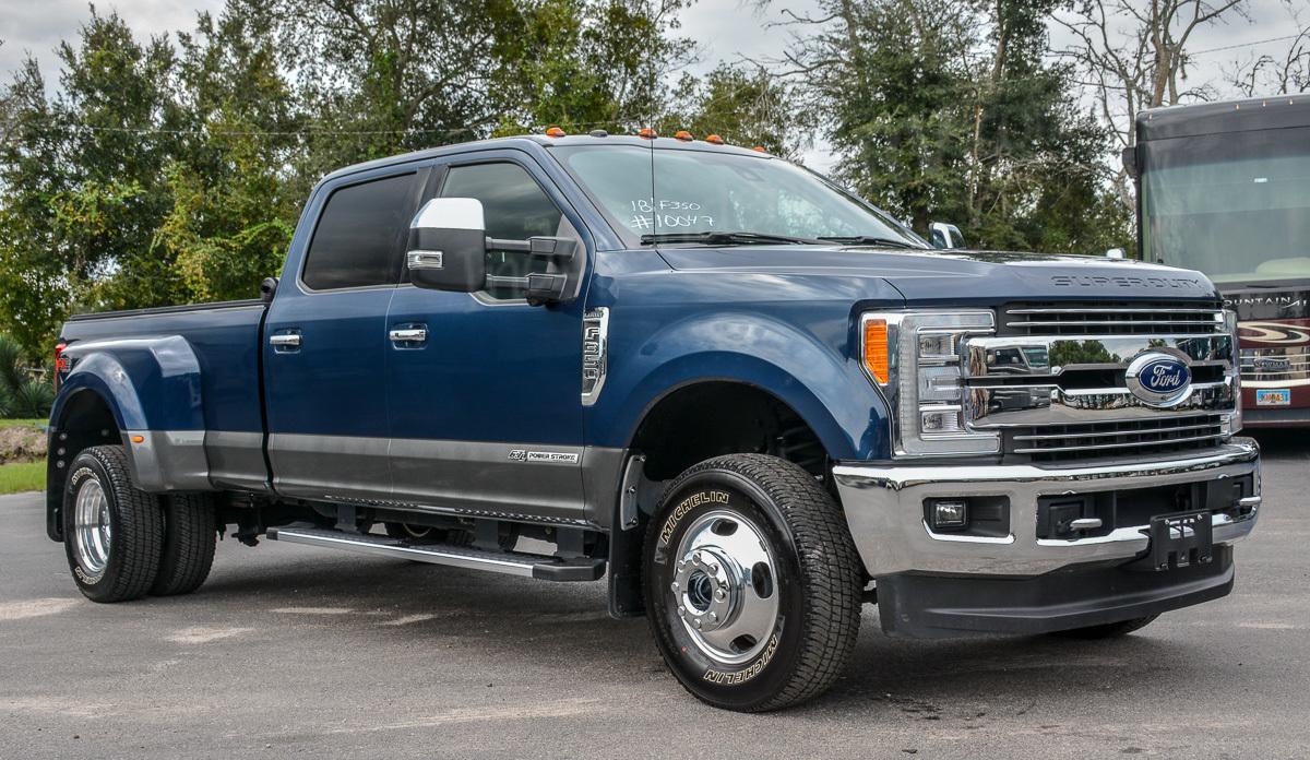 Diesel Truck For Sale >> 2018 Ford Lariat F 350 Xlt Super Duty Diesel Truck For Sale In Winter Garden Fl Rv Trader