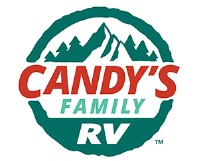 Candy's Family RV Scottsville Logo