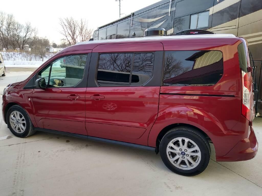2020 Ford Transit Connect Campervan Lake Crystal Mn Rvtrader Com