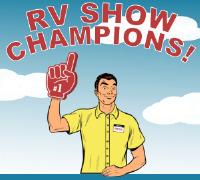 Pete's RV Center MA Logo