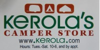 Kerola's Campers Logo
