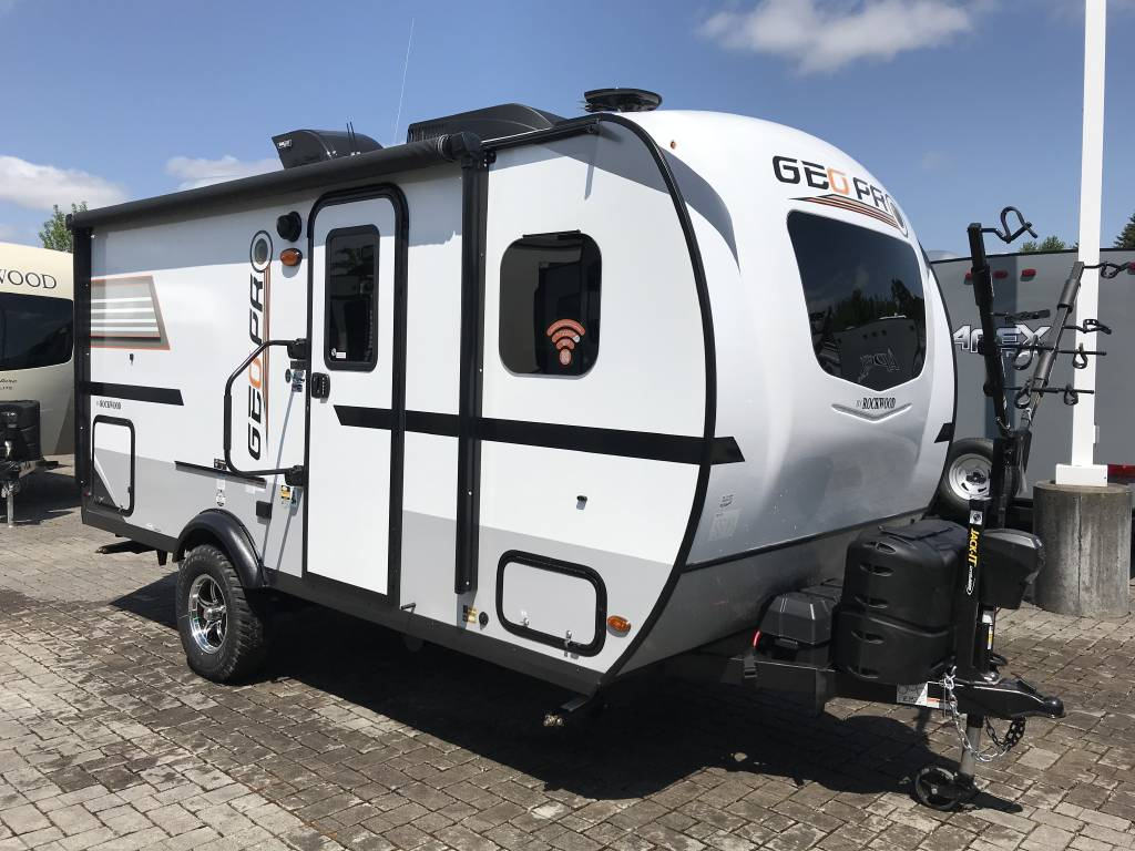 2020 Forest River Rockwood Geo Pro 16BH For Sale in ...