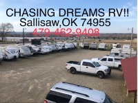 Chasing Dreams RV Logo