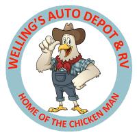 Welling's Auto Depot & RV Logo