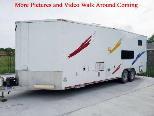 Used Featherlite Trailers For Sale Featherlite Trailers Toy Haulers Rv Trader