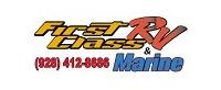 First Class RV & Marine Logo