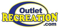 Outlet Recreation of Cross Lake Logo