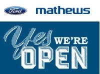 Mathews RV Supercenter Logo