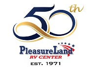 Pleasureland RV Center Brainerd Logo