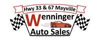 Wenninger Auto Sales, LLC Logo