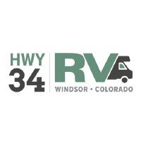 Hwy 34 RV Logo