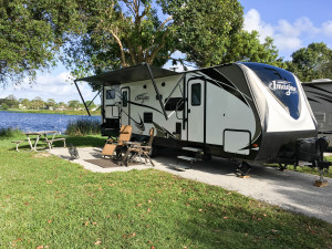 Sanitized Very Clean 2018 Grand Design Imagine Sleeps 6-8 (One Way Available)-0