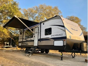 2021 Keystone Springdale 26' Bunkhouse-0
