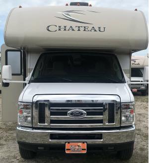 2017 Thor Motor Coach Chateau 22E Ford-0