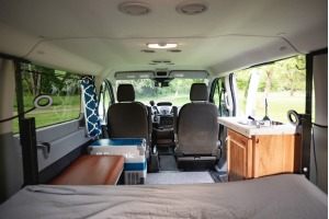 Small Wandervan (Sleeps 2) - Check Dates for Price-0