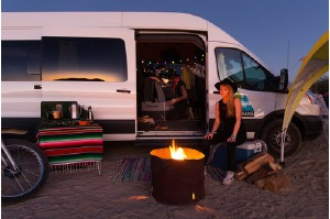 Large Wandervan (Sleeps 4-5) - Check Dates for Price-0