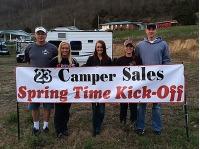 23 Camper Sales Logo
