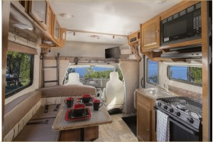 Small Class C Motorhome For Your Next Trip! Las Vegas-0