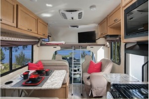 Medium Class C Rental For Your Next Trip! Newport Beach-0