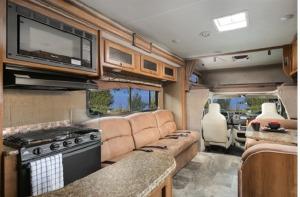 Family Sleeper Class C Motorhome For Your Next Trip! Santee-0