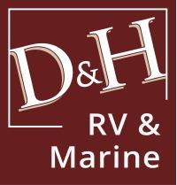 D & H RV & Marine Logo