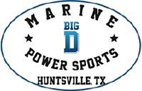 Big D Marine and Powersports Logo