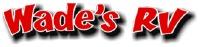 Wade's RV- Goldsby Logo