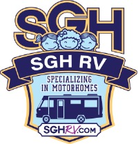 SGH RV Sales Logo